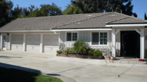 San Bernardino Rehab Guest House with Garage